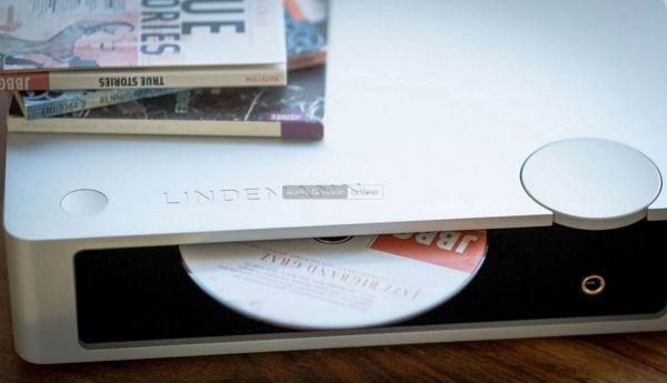 Lindemann Musicbook SOURCE CD hálózati zenelejátszó