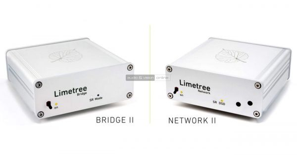 Lindemann NETWORK II és BRIDGE II