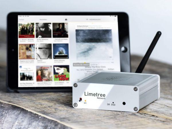 Lindemann NETWORK II hálózati zenelejátszó