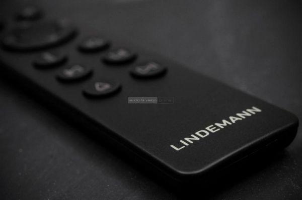Lindemann NETWORK II hálózati zenelejátszó távvezérlő