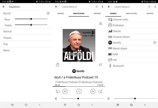 Loewe radio App