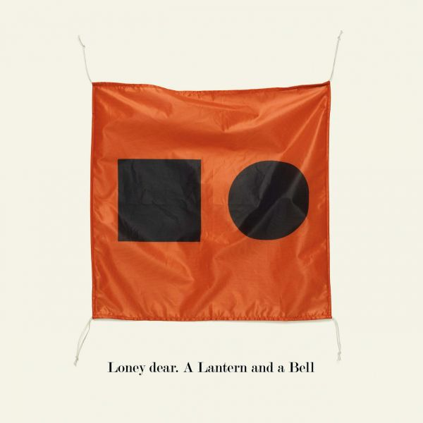 Loney Dear A Lantern and a Bell cover