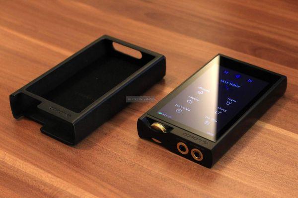 Lotoo PAW 6000 mobil zenelejátszó tok