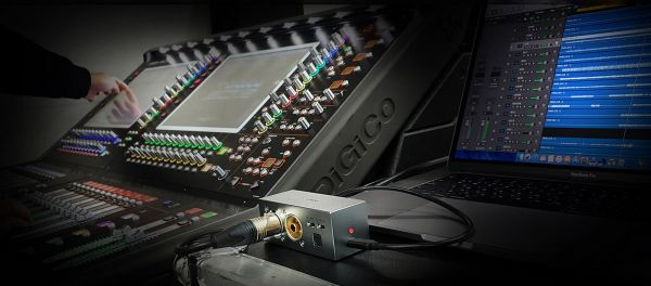 Lotoo PAW D1 USB digitális audio interfész
