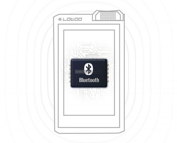 Lotoo PAW Gold Touch Bluetooth zenelejátszó