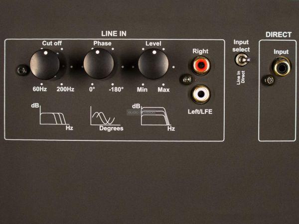 Lyngdorf Audio BW-2 mélyláda hátlap