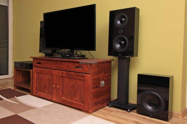 Lyngdorf Audio FR-1 BW-2 hangfalszett