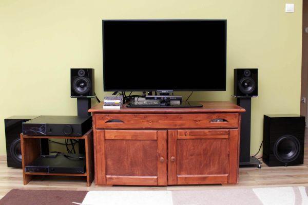 Lyngdorf Audio TDAI-2170 sztereó erősítő hangrendszer