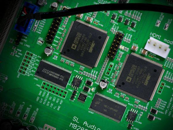Lyngdorf Audio TDAI-3400 sztereó erősítő HDMI modul
