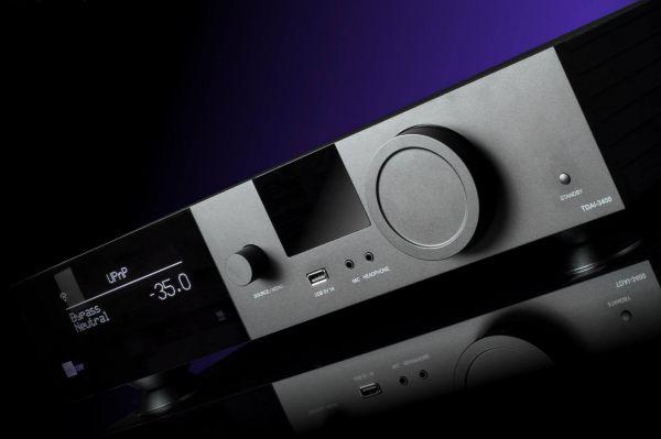 Lyngdorf Audio TDAI-3400 sztereó erősítő