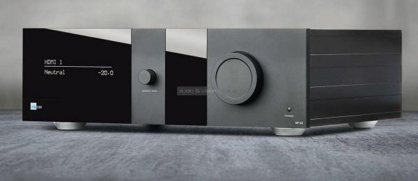 Lyngdorf MP-50 házimozi processzor
