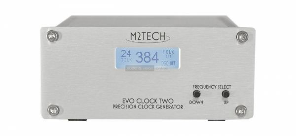 M2Tech Evo Clock Two