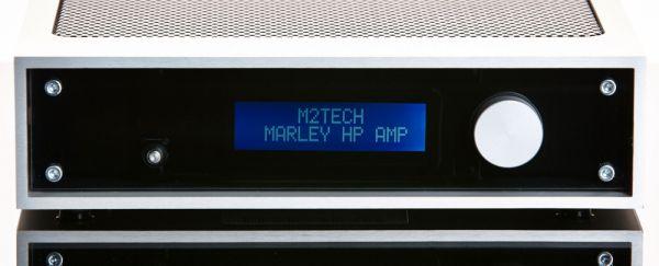 M2Tech Marley fejhallgató erősítő