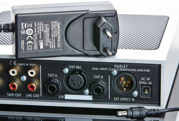 M2Tech Marley fejhallgató erősítő gyári tápegység