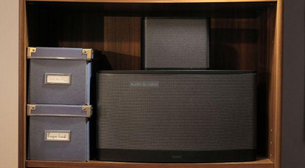 Magnat CS 10 és CS 40 multiroom hangrendszerek