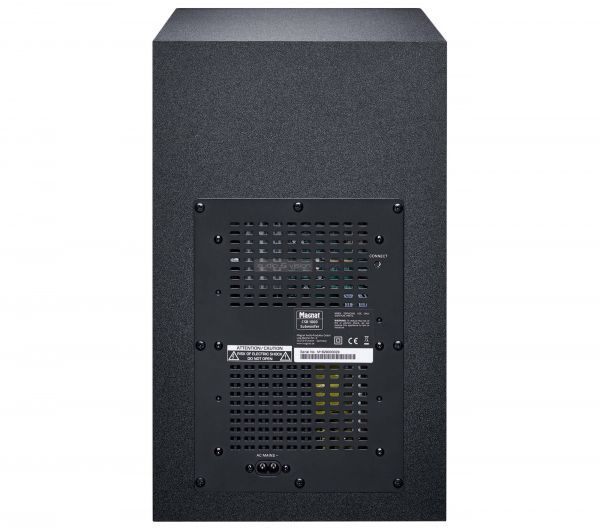 Magnat CSB 1000 soundbar mélyláda hátlap