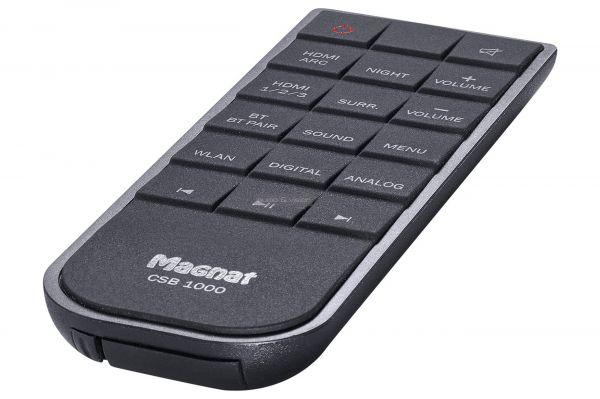 Magnat CSB 1000 soundbar távvezérlő