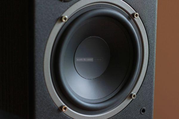 Magnat Monitor Active 2000 aktív hangfal mélyközépsugárzó