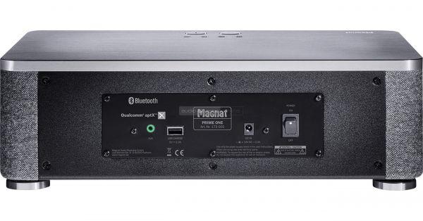 Magnat Prime One Bluetooth hangszóró hátlap
