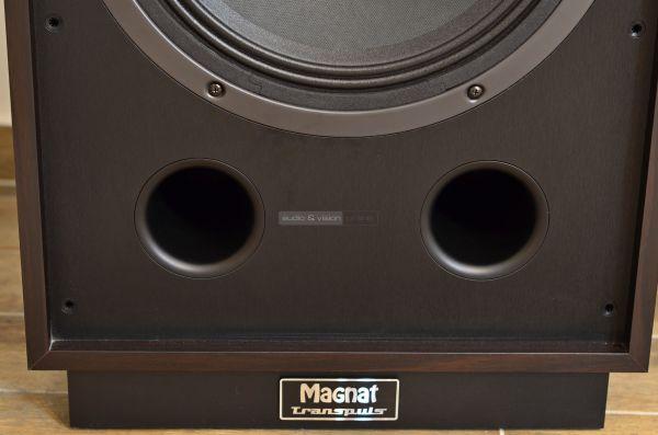 Magnat Transpuls 1500 hangfal basszreflex