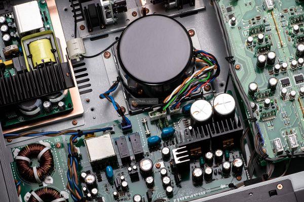 Marantz PM-12SE sztereó erősítő Powers Supply and Pre Amp