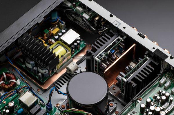 Marantz PM-12SE sztereó erősítő Power Supply