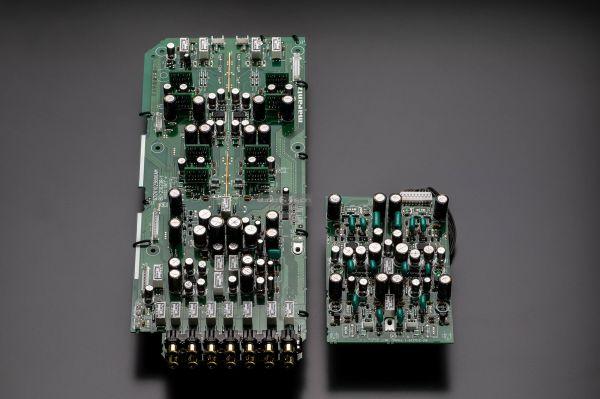 Marantz PM-12SE sztereó erősítő Pre and Phono board