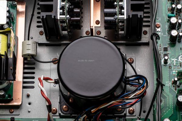 Marantz PM-12SE sztereó erősítő Toroidal Transformer