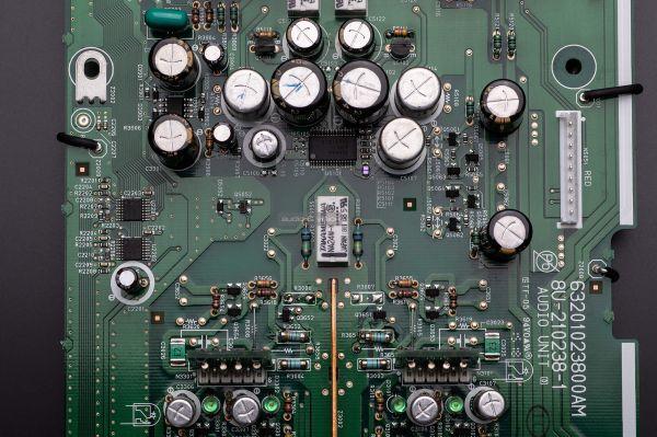 Marantz PM-12SE sztereó erősítő Volume IC