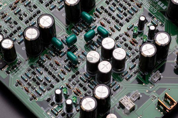 Marantz SA-12SE CD-lejátszó Analog Audio Circuit