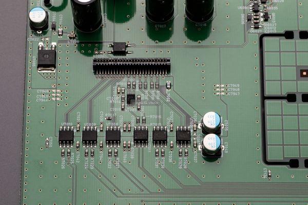 Marantz SA-12SE CD-lejátszó Complete Isolation System