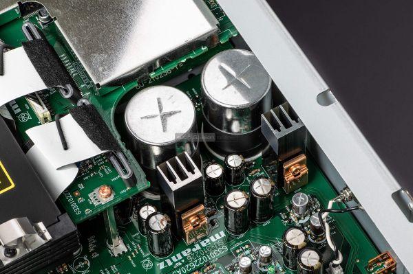 Marantz SA-12SE CD-lejátszó Custom Capacitors
