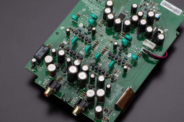 Marantz CD6007 CD-lejátszó audio board