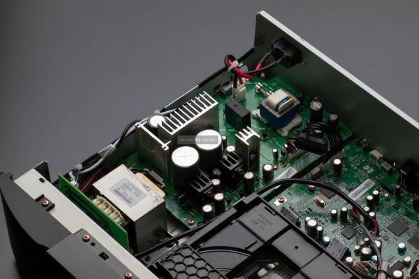 Marantz CD6007 CD-lejátszó power circuit