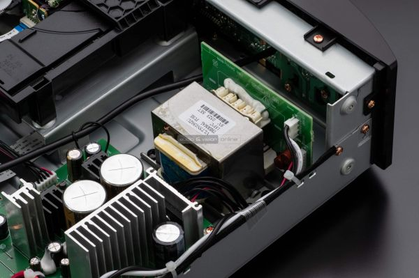 Marantz CD6007 CD-lejátszó power transformer