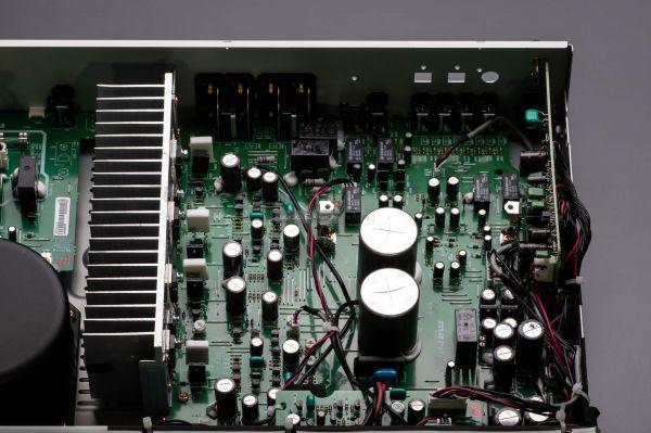 Marantz PM6007 sztereó erősítő amplifier circuit