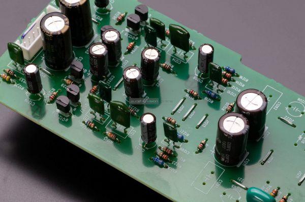 Marantz PM6007 sztereó erősítő phono