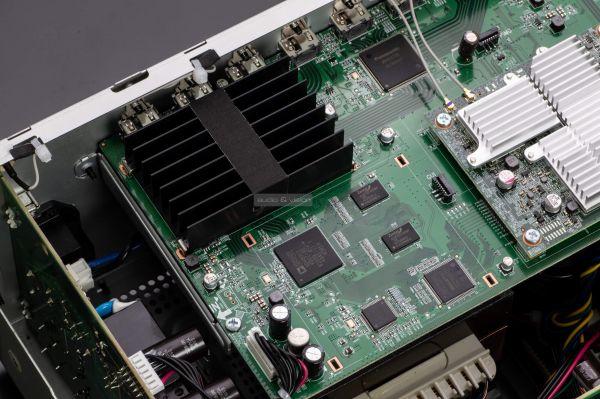 Marantz SR5015 házimozi erősítő Video Circuit