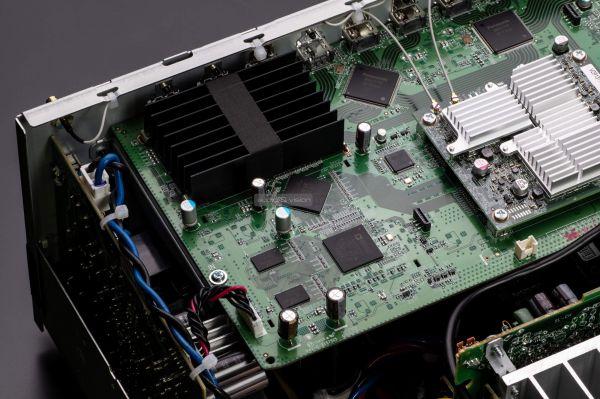 Marantz SR6015 házimozi erősítő Video Circuit