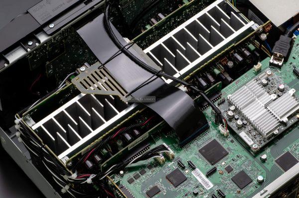 Marantz SR7015 házimozi erősítő Power Amplifier
