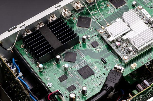 Marantz SR7015 házimozi erősítő Video Circuit