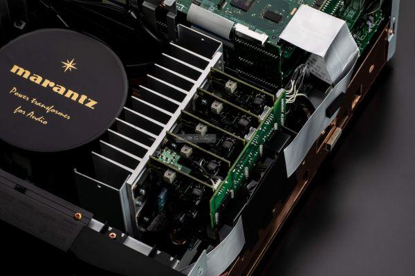 Marantz SR8015 házimozi erősítő Power Amplifier