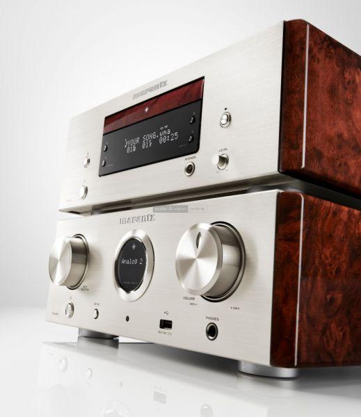 Marantz HD-CD1 CD-lejátszó és HD-AMP1 sztereó erősítő
