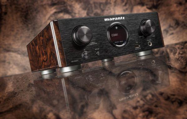 Marantz HD-DAC1 fejhallgató erősítő