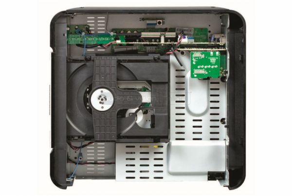 Marantz M-CR610 médialejátszós mini hifi belső