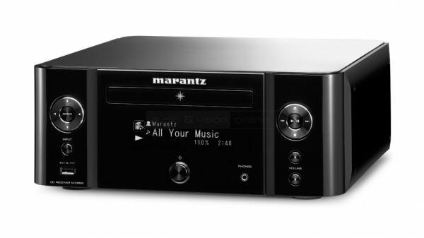 Marantz M-CR610 médialejátszós mini hifi