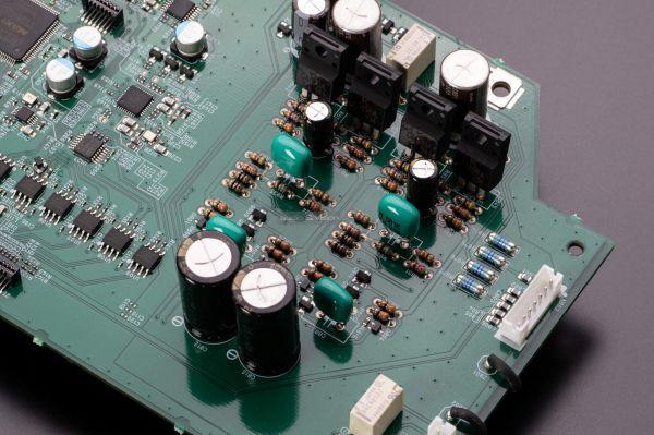 Marantz SACD 30n CD-lejátszó HP amplifier