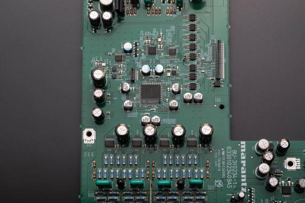 Marantz SACD 30n CD-lejátszó MMM conversion
