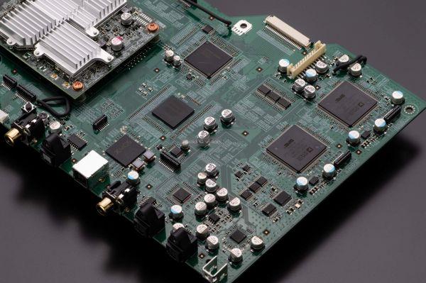 Marantz SACD 30n CD-lejátszó digital board