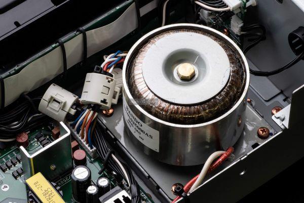 Marantz SACD 30n CD-lejátszó toroidal transformer